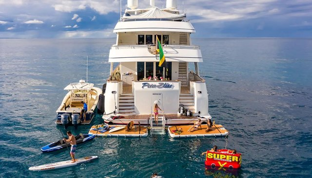 Pure Bliss Charter Yacht - 5