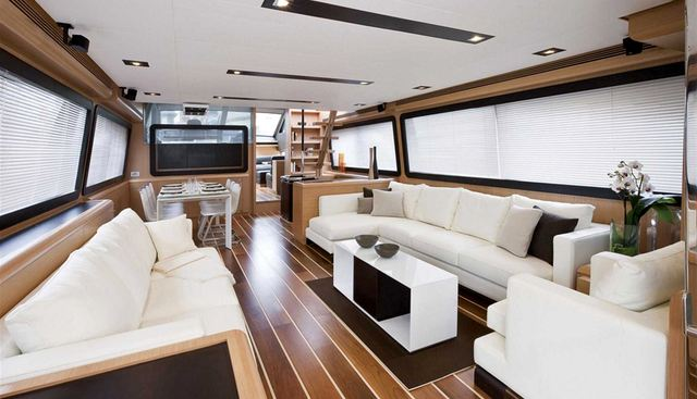 Montrachet Charter Yacht - 4