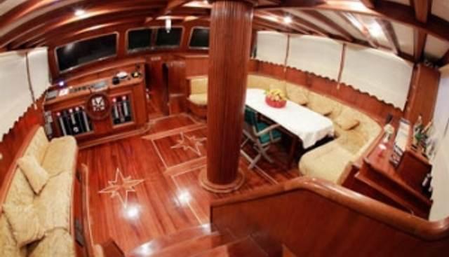 Galip Nur Charter Yacht - 3