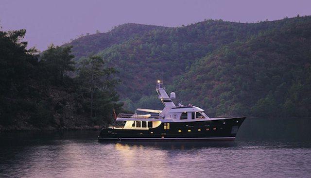 Troy Explorer Charter Yacht - 2