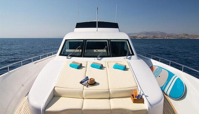 Salina Charter Yacht - 6