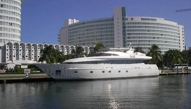 Akim Charter Yacht
