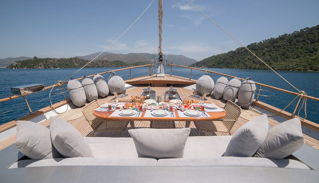 Silver Moon Charter Yacht - 4