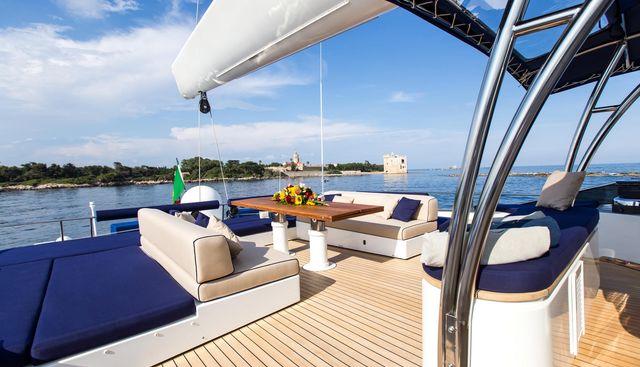 Hutiane Charter Yacht - 3
