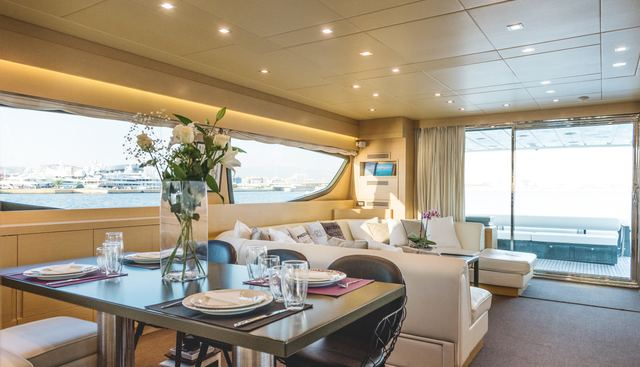 This is Mine Charter Yacht - 7