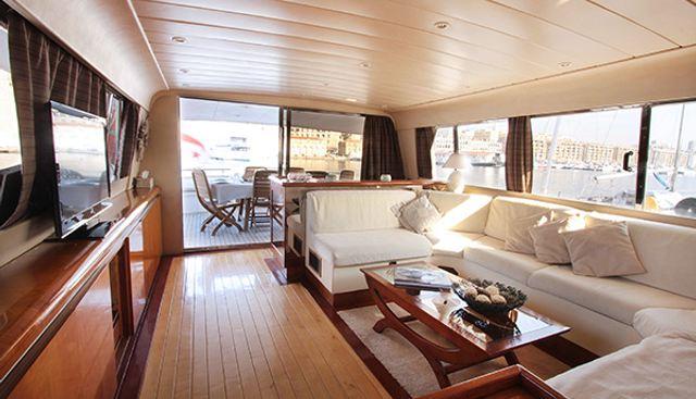 Cyos Charter Yacht - 5