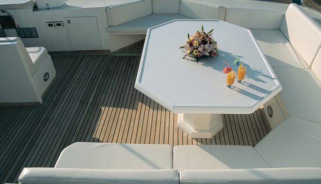 Evidence Charter Yacht - 3
