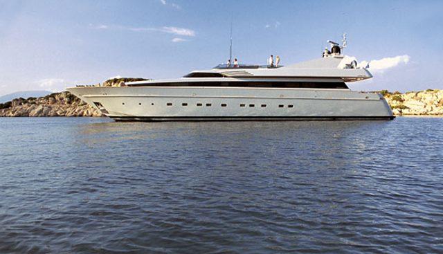 Sanjir Charter Yacht