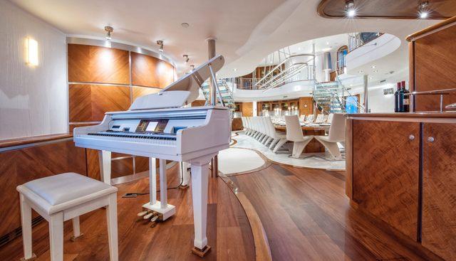 Sherakhan Charter Yacht - 8