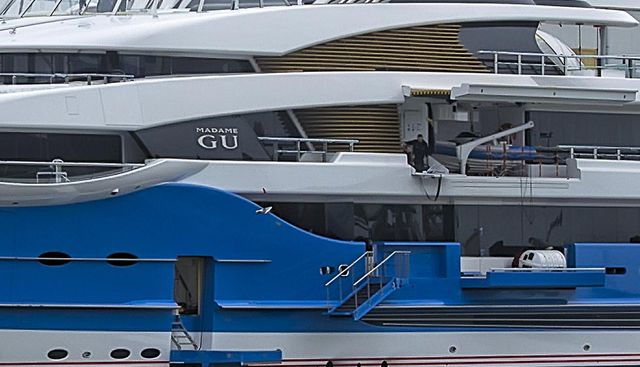Madame Gu Charter Yacht - 4