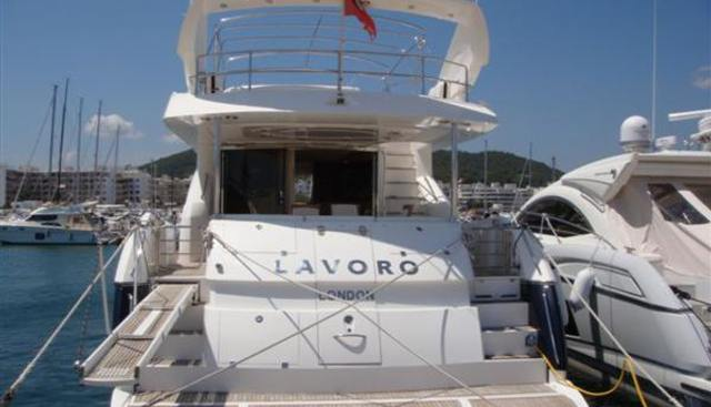Pleased To Meet You Charter Yacht - 3