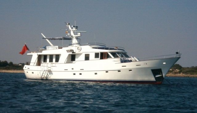 Atlantic Lady Charter Yacht