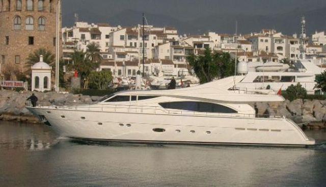 Alameda III Charter Yacht - 4