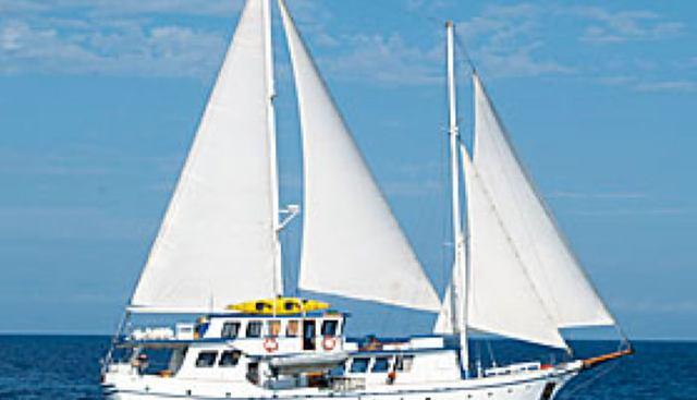 Cachalote I Charter Yacht