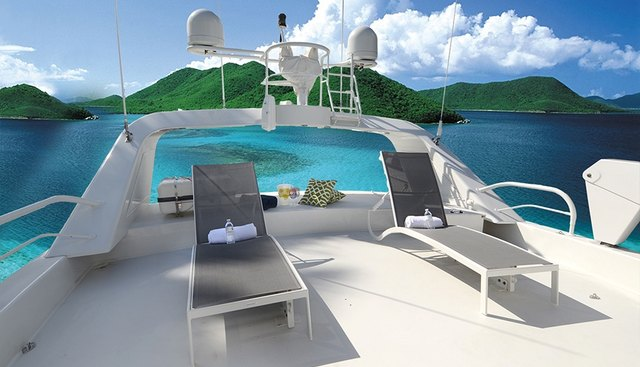 Suite Life Charter Yacht - 3