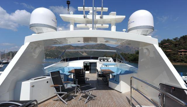My Tutku Charter Yacht - 2