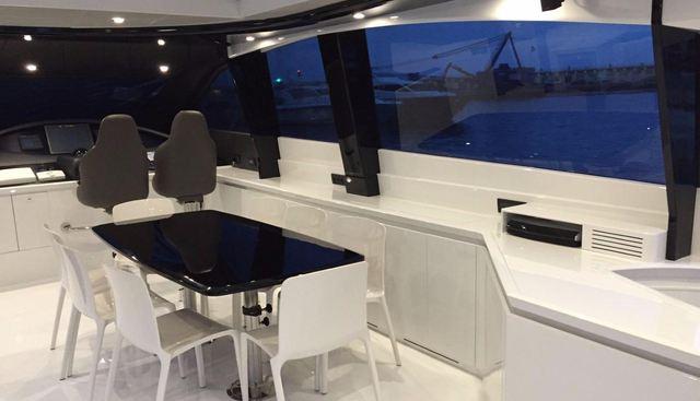 Forza 8 Charter Yacht - 4