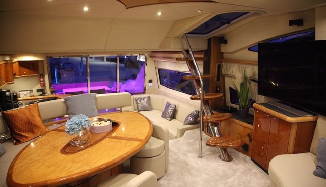 Nataliya Charter Yacht - 7
