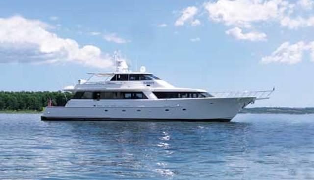 Kipany Charter Yacht