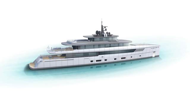 MY 56m Voyager Charter Yacht