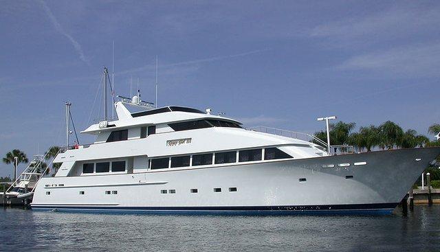 Costa Brava III Charter Yacht