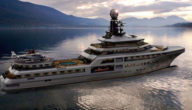 PJ World Charter Yacht