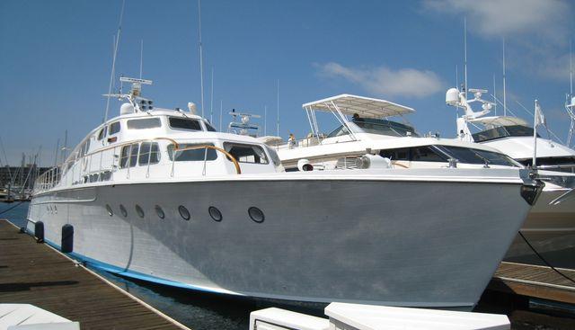 Music Man III Charter Yacht