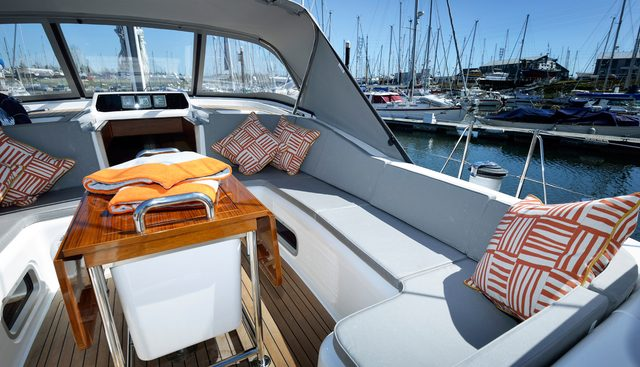 Tiger Charter Yacht - 2