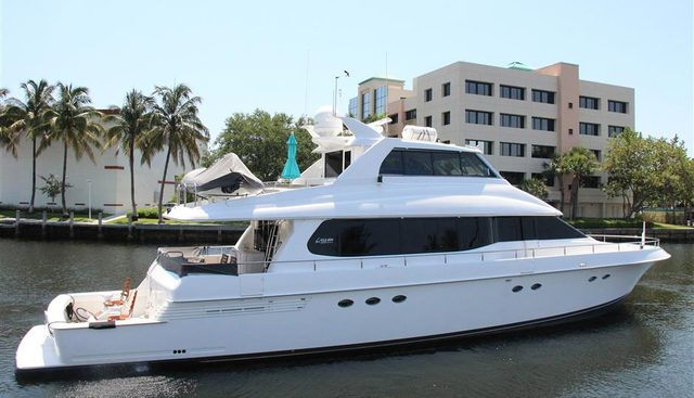 Our Trade Charter Yacht - 6