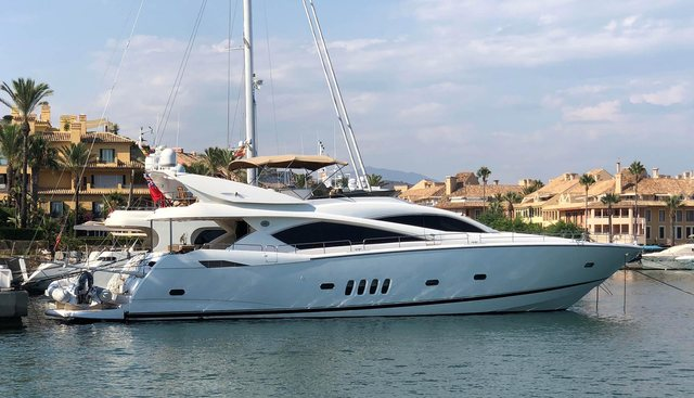 Far Too XSIV Charter Yacht
