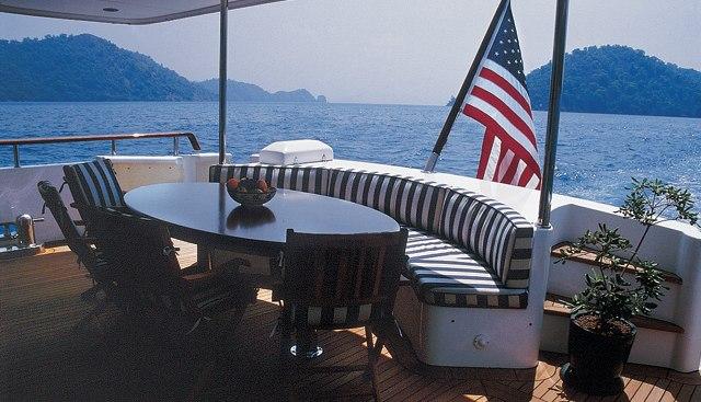 Tivoli Charter Yacht - 5