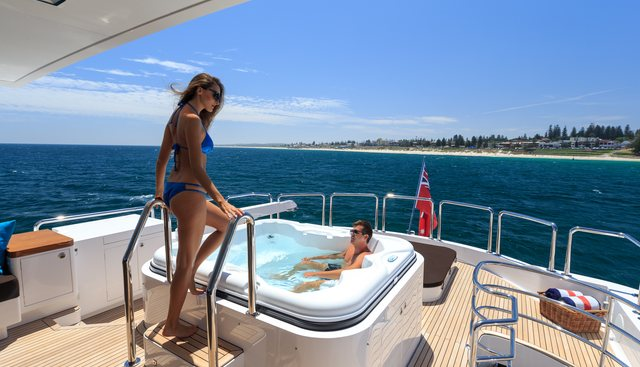 Paradise Charter Yacht - 4