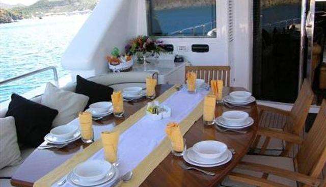 Bacchanal Charter Yacht - 3
