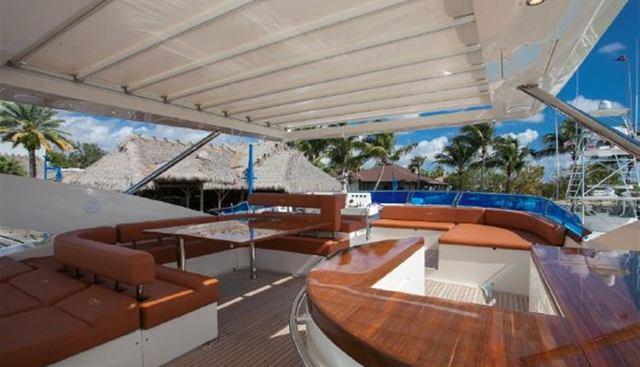 Aicon Charter Yacht - 2