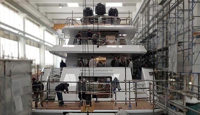 Param Jamuna IV Charter Yacht - 2