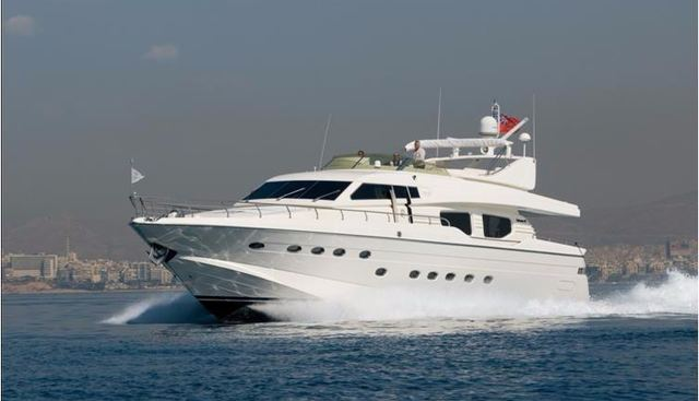 Technema 80 Charter Yacht