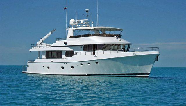 Moon Dancer Charter Yacht