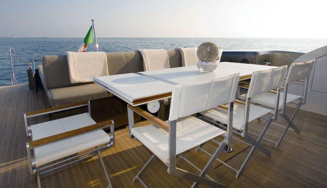 Isle Charter Yacht - 4