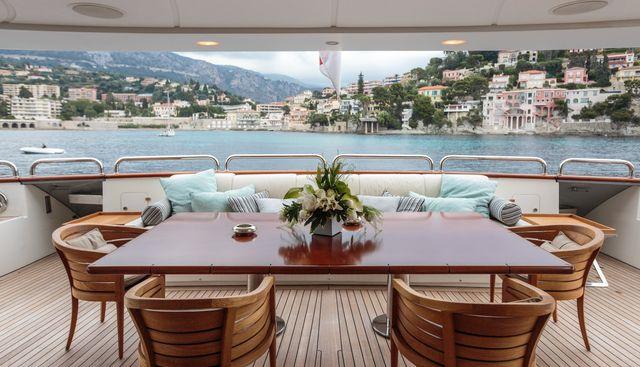 Justa Delia Charter Yacht - 2