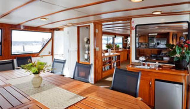 Alaskan Story Charter Yacht - 4