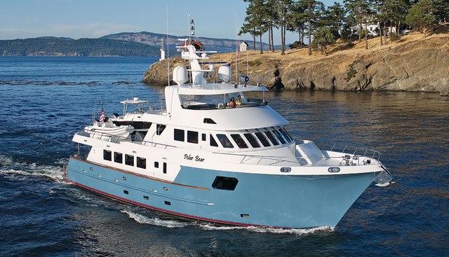 Polar Bear Charter Yacht