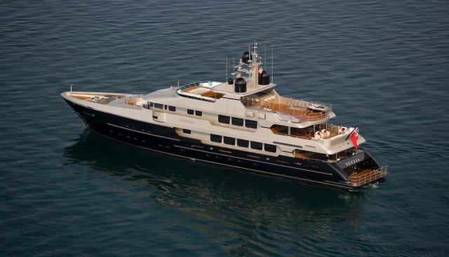 Odessa Charter Yacht