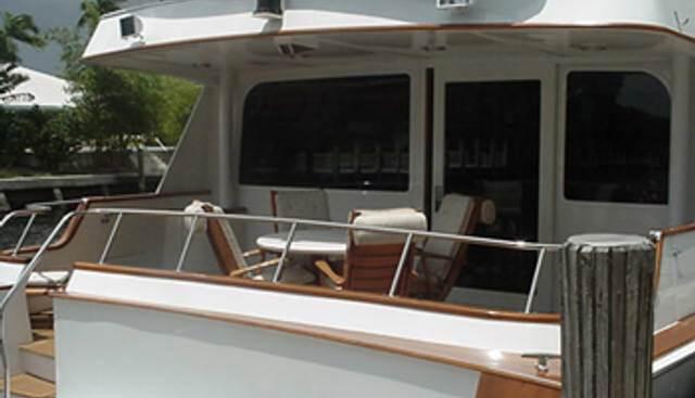 Captivator Charter Yacht - 7