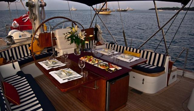 Orion Charter Yacht - 4