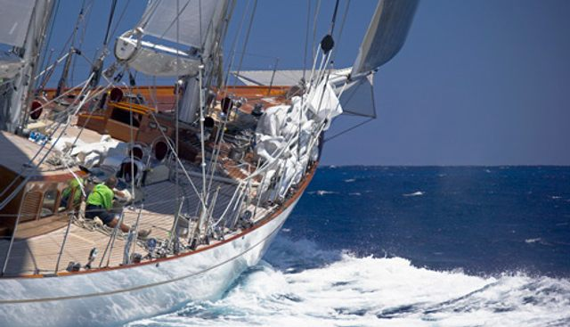 Windrose of Amsterdam Charter Yacht - 5