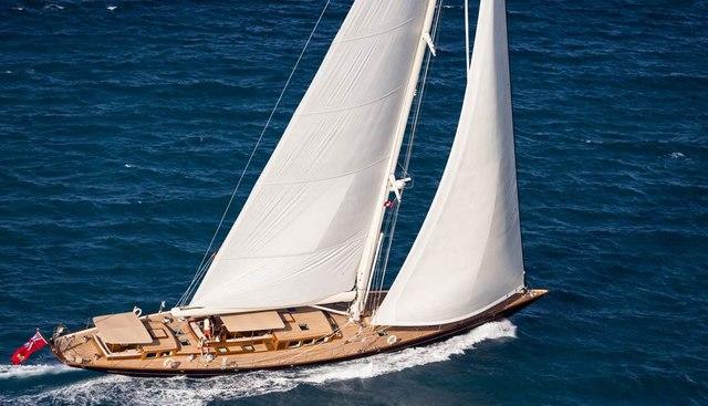 Pumula Charter Yacht