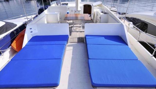 Nadir II Charter Yacht - 4