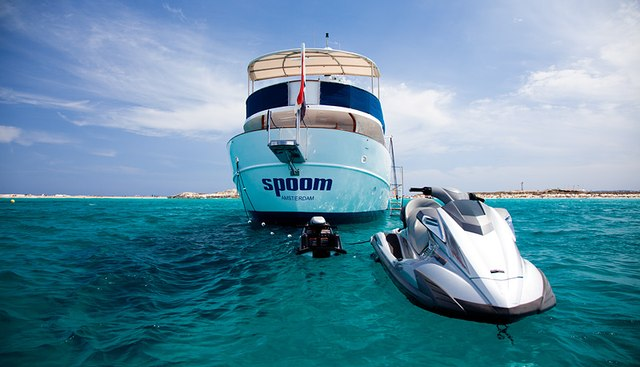 Spoom Charter Yacht - 5