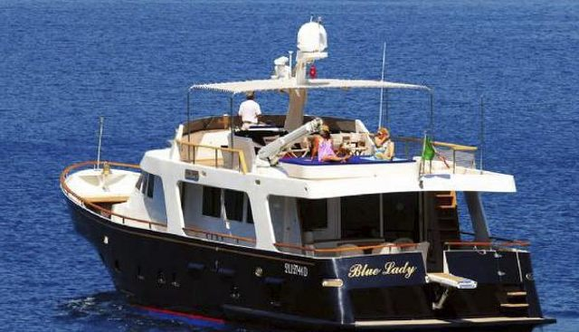 Blue Lady Charter Yacht - 2