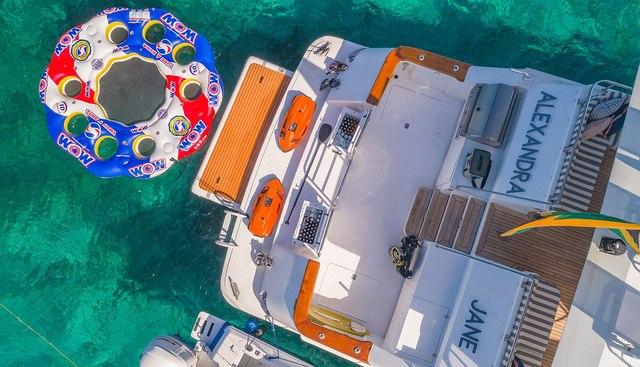 Alexandra Jane Charter Yacht - 4